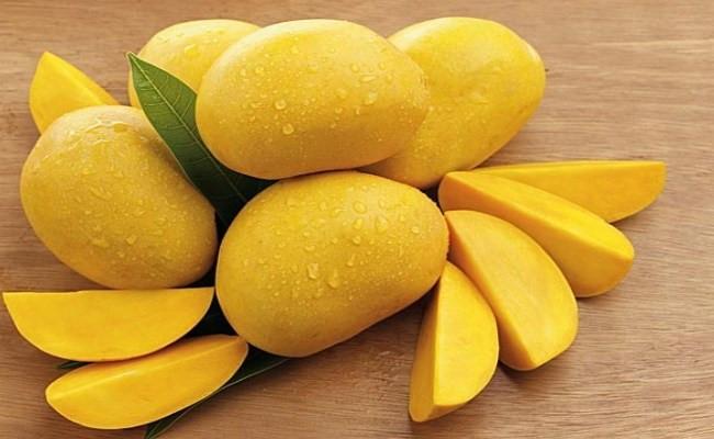 xoài - thực phẩm giàu vitamin a