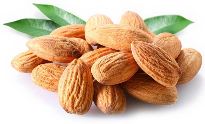 hạnh nhân là thực phẩm chứa nhiều Vitamin E