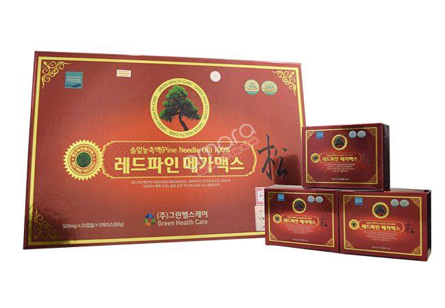Cách chống lão hóa da từ Tinh dầu thông đỏ Hàn Quốc