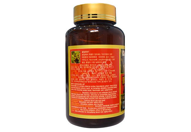 Tinh dầu thông đỏ Red Pine Gold Hàn Quốc