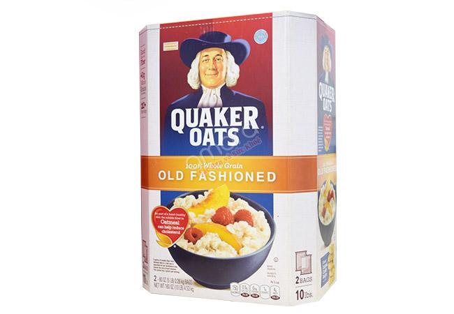 Hạt Yến Mạch Nguyên Chất Quaker Oats USA