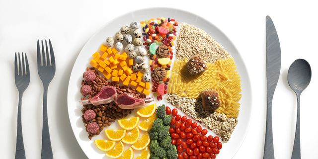 thực đơn giúp giảm cân trong vòng 1 tháng