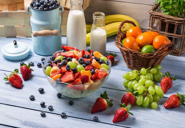 Chế độ ăn giàu dinh dưỡng