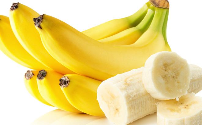 chuối trái cây giúp làm giảm nám da hiệu quả