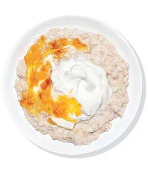 công thức nấu ăn từ bột yến mạch cho buổi sáng