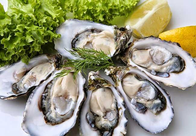Hàu biển – thực phẩm có tác dụng kích thích ham muốn ở nam giới