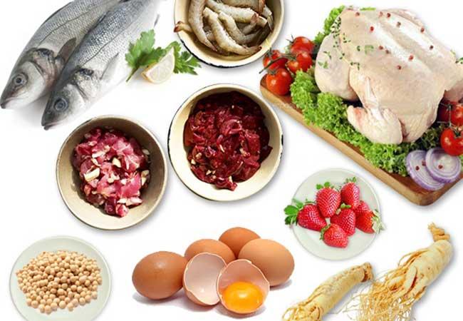 Chế độ ăn uống khoa học – liệu pháp tăng cường ham muốn hiệu quả nhất