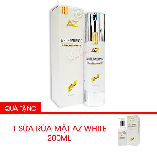 Kem đặc trị nám, làm trắng da AZ White Radiance 50ml
