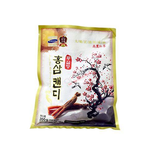 Kẹo hồng sâm KGS Hàn Quốc không đường