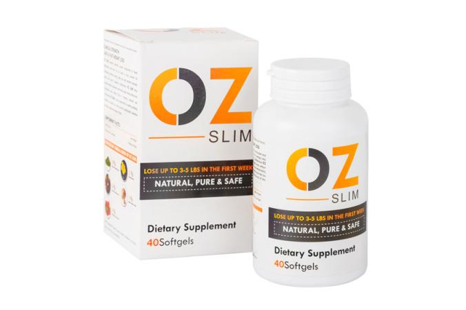 Thuốc giảm cân OZ Slim hiệu quả