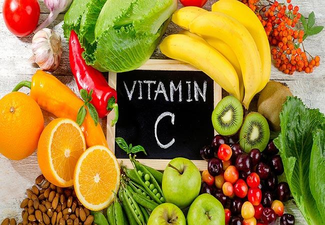 Nguồn thực phẩm dồi dào Vitamin C