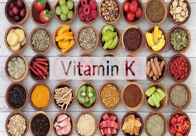 Một số thực phẩm dồi dào Vitamin K