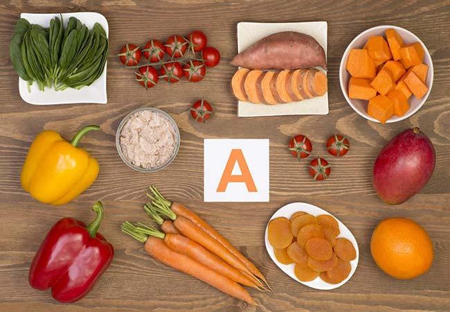 Bổ sung dưỡng chất Vitamin A