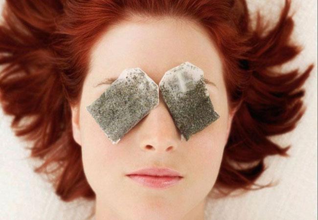 Trị thâm quầng mắt lâu năm với các sản phẩm từ thiên nhiên