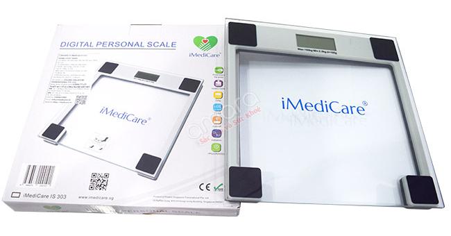 cân điện tử iMediCare IB-310