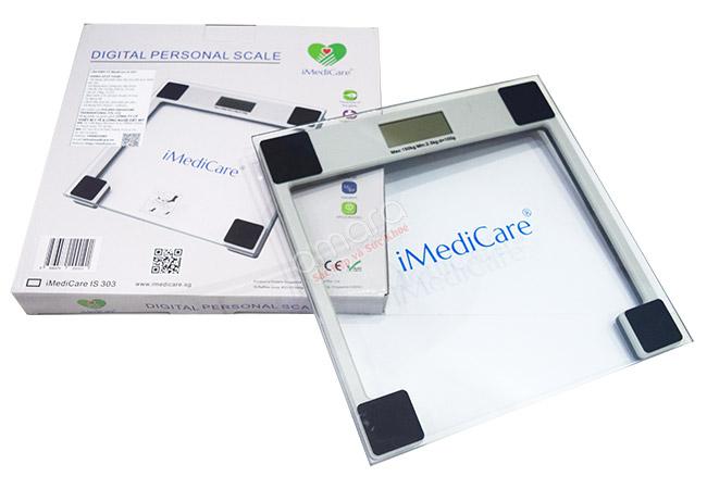 cân điện tử iMediCare IB-310 chính hãng
