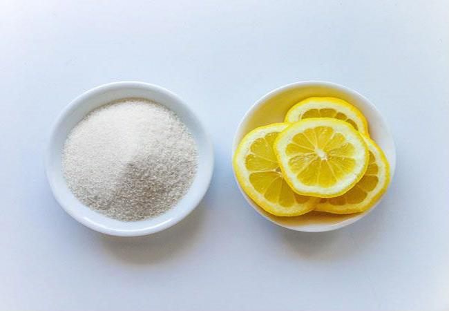 Công thức chanh đường giúp da trắng hồng tự nhiên sau 5 ngày