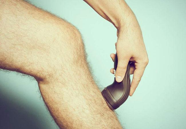 Đàn ông có nhiều lông chân thì sao?