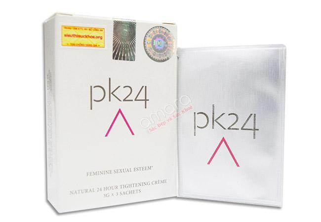 kem se khít vùng kín PK24