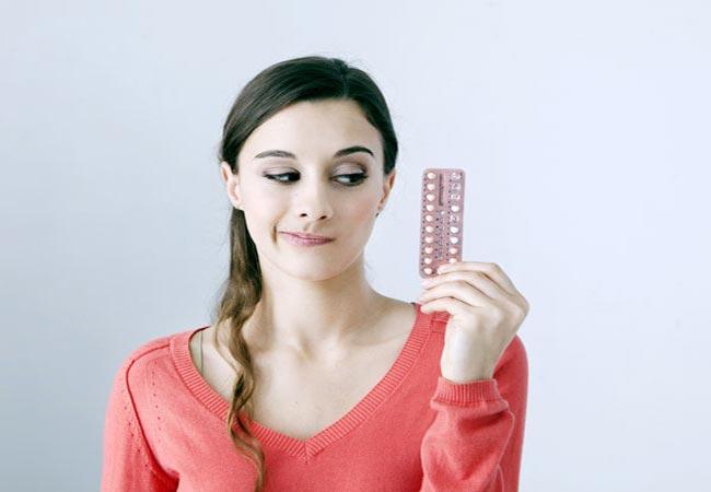 Thuốc tránh thai gây ảnh hưởng tới kinh nguyệt