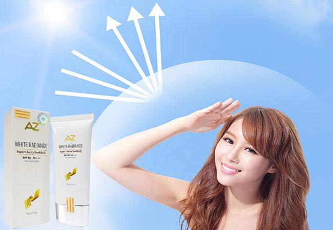 Thoa kem chống nắng – cách bảo vệ tốt nhất cho làn da của bạn