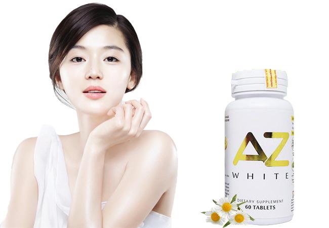 AZ White là viên uống trắng da hiệu quả