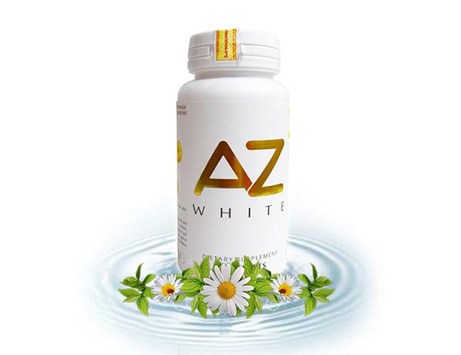 Viên uống trắng da AZ White