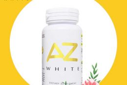 viên thuốc trắng da az white