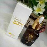 Tinh dầu trị thâm nhũ hoa linh hương với chiết xuất từ thiên nhiên